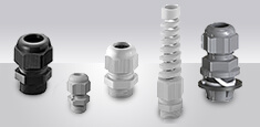 Accessories Cable glands